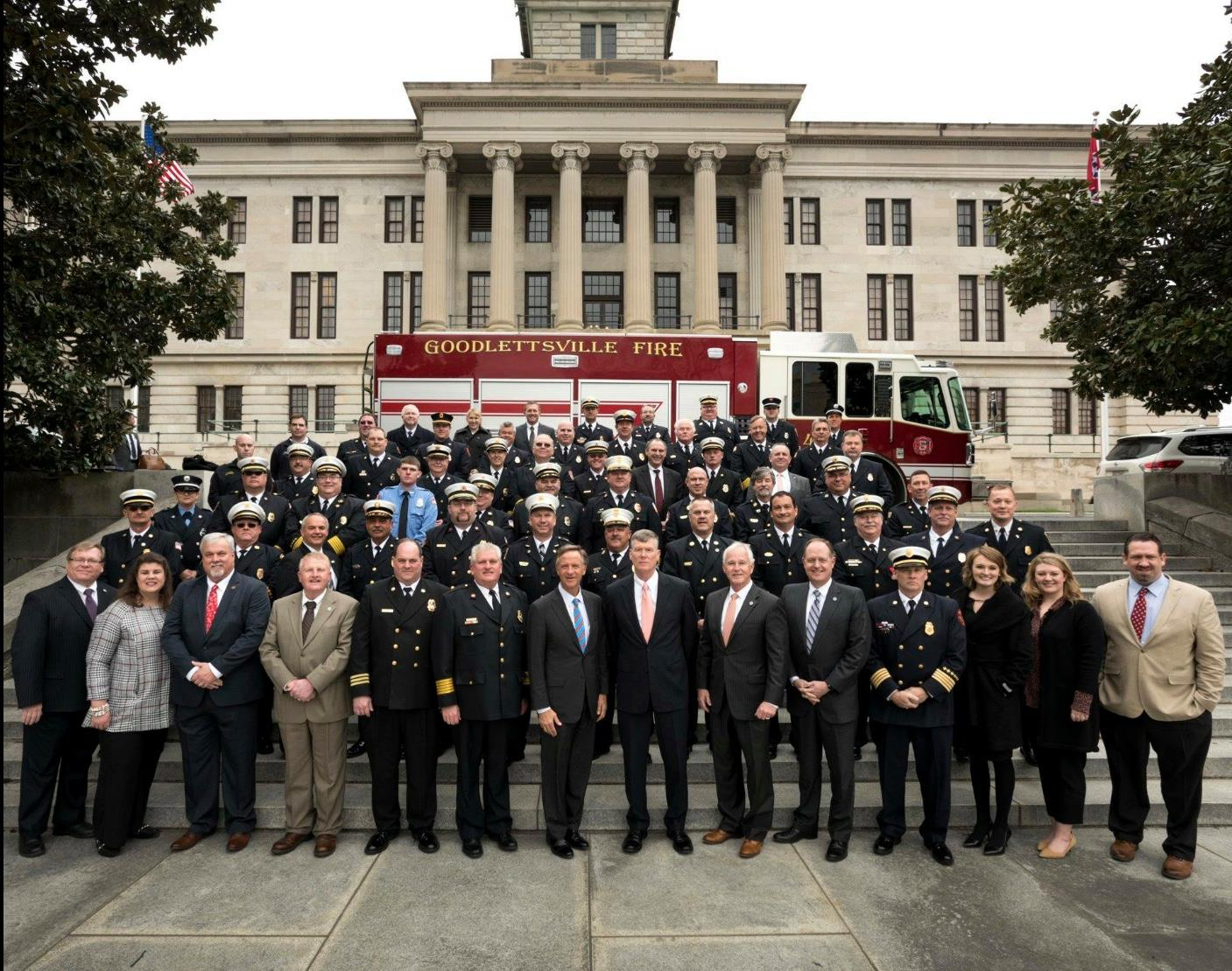 2018 Fire Service Day on the Hill